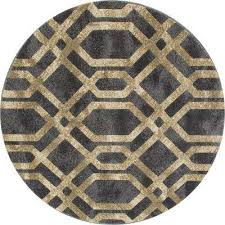 Yellow Area Rug Round 7 U0027 And Larger Yellow Area Rugs Rugs The Home Depot