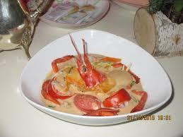 la cuisine de mon pere fricassé de homard picture of la gloire de mon pere omer
