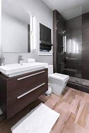 colorado mountain modern style house contemporary modern bathroom