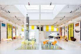 tog flagship triptyque philippe starck archdaily