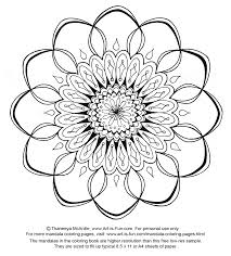 mandala colouring ages sew play