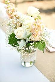 Country Centerpieces Mason Jar Flower Arrangements Wedding Mason Jar Country Wedding