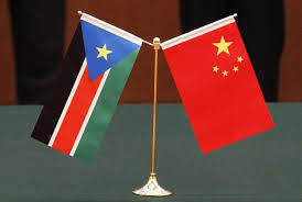 Old Sudan Flag China Takes More Assertive Line In South Sudan Diplomacy