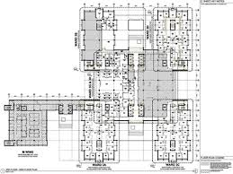 general hospital floor plan building construction specifications for architects engineers