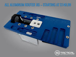 80 lower jig universal ar 15 80 lower router jig ar 9