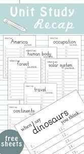 7 best homeschool unit studies images on pinterest unit studies