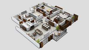 plan for house free 3 bedrooms house design and lay out bedroom plans designs 26