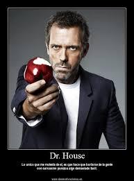 El #'Dr. #House' se #burla del #Barça (#LFP #Barcelona #FIFA #Series)