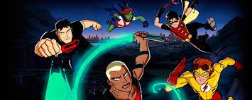 imagenes animadas de justicia gratis la joven liga de la justicia revive y tendrá tercera temporada tras