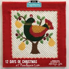 christmas needlepoint christmas decorations needlepoint kits and canvas designs