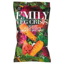 Roots Vegetable Crisps - emily veg crisps sweet potato carrot u0026 beetroot waitrose