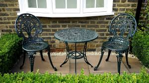 Cast Aluminium Outdoor Furniture by Cast Aluminium Patio Furniture Top Benefits And Features