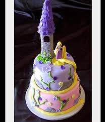 rapunzel birthday cake top tangled cakes photo gallery cakecentral