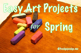 10 easter and spring arts and crafts hodgepodge