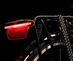rear bike light rack mount brasa spanninga rear light rack mounted night bikerumor