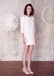 robe de mariã courte robe de mariée courte sélection stylée 2015 2016 melle cereza