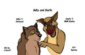 balto coloring pages balto and charlie color by darkmane on deviantart