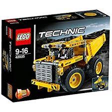 lego technic lego technic 42035 mining truck set amazon co uk toys