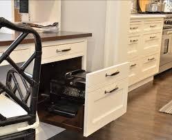 kitchen desk design traditional kitchen with storage ideas home bunch an interior