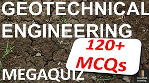 geotechnical engineering objective questions and answers
