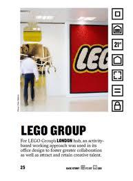 Lego Office Desks Inside Lego U0027s Imaginative London Office The Long And