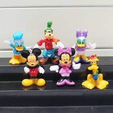 mickey mouse minnie mouse donald duck daisy duck pluto goofy