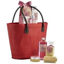 bath and gift sets fingerhut prevari cherry blossom 12 pc bath gift set