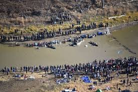 North Dakota travel news images Veterans travel to standing rock to join protesters lend aid jpg