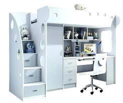 lit enfant mezzanine bureau lit et bureau enfant lit mi hauteur avec bureau lit mezzanine avec