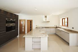Best Way To Clean Wood Kitchen Cabinets Granite Countertop Grey Kitchen White Worktop Easiest Way To