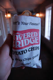 dogs of maine covered bridge potato chips