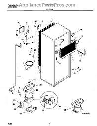 frigidaire 218721108 starter ptc appliancepartspros com