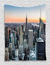 New York Room Divider Wall Decor New York City Themed Decor Picture