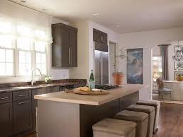 eat in kitchen island eat in kitchen design luxury granite countertops overhang kitchen