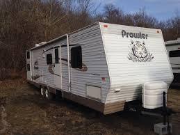 fleetwood prowler 5th wheel floor plans 2004 fleetwood prowler 32dbhs travel trailer east greenwich ri