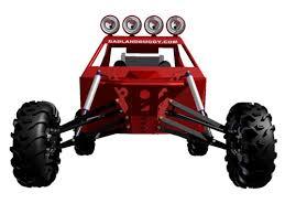 buggy design st4 two seat desert buggy plans badland buggy