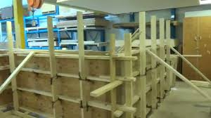 4 methods of building concrete formwork youtube