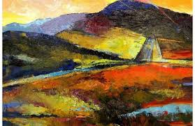 Abstract Landscape Painting by The Story Of The Abstract Landscape In Art Ideelart