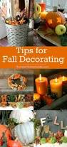 tips for fall decorating warm colors decorating and fall decor