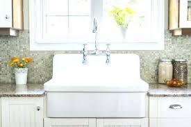 Drop In Farmhouse Kitchen Sinks Drop In Apron Front Sink Drop In Farmhouse Kitchen Sinks And