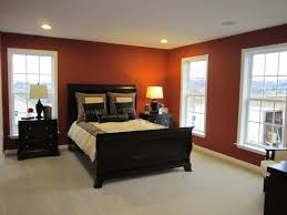 Small Bedroom Ideas With Queen Size Bed Warm Brown Fabric Queen Size Bed Gray Fabric End Bed White Pattern