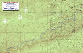 Ar Map Ouachita Trail Maps Ouachita Mountains Ok Ar Free Detailed Topos