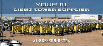 light towers sales and light towers rentals lighttower net