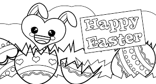 printable easter pictures all coloring page