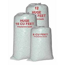 beanbag refill 6 cubic foot