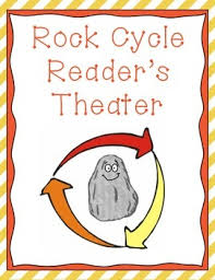 the rock cycle reader u0027s theater by teaching in goggles tpt