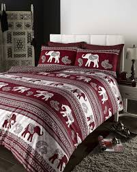 stylish u0027empire u0027 double bed size duvet cover and pillow cases