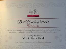 men in black wedding band men in black band meninblackband