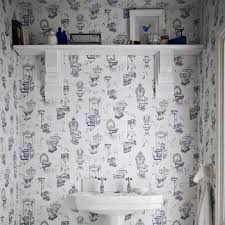 bathroom the most stunning bathroom wallpapers and where to
