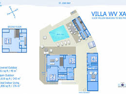 villa wv xan modern villa with 3 separate bungalows and a colonial